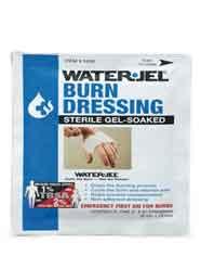 WaterJel, Equipo pre hospitalario, Rescue Team, Equipo de Emergencia, Personal y Botiquines,